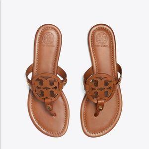 Tory Burch Miller Vintage Vachetta Sandals